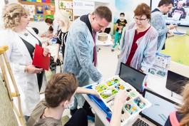«Ростелеком» подарил онкоотделению детской областной больницы оборудование для занятий робототехникой
