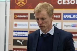 Калешин подал в отставку с поста главного тренера «Балтики»