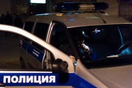 Полиция проводит проверку по факту ограбления дайверов в Янтарном
