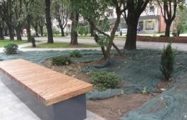Мэрия: Благоустройство улицы Соммера рядом с «Янтарной шкатулкой» готово на 97%