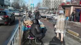 Власти бессильны против торговцев у «Эпицентра» в Калининграде?