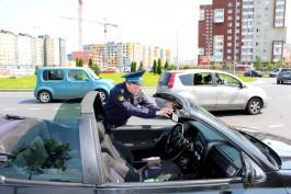 С начала года в Калининградской области приставы арестовали за долги 139 автомобилей на 38 млн рублей