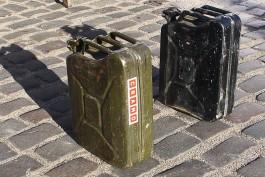 УМВД: В Зеленоградском округе подросток похитил 800 литров топлива