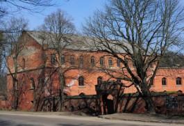 Бастион «Грольман» в Калининграде сдали в аренду на 49 лет