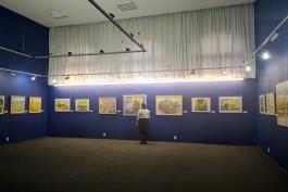 «Для местных художников»: в Калининградском музее изобразительных искусств открыли новый выставочный зал