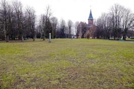 Власти Калининграда передали 90 тонн брусчатки для благоустройства острова Канта