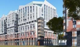 На улице Борзова в Калининграде построят 12-этажный дом