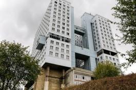 На комплексное обследование Дома Советов готовы потратить 25 млн рублей