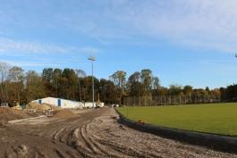 На стадионе «Локомотив» в Калининграде уложат уникальное покрытие на беговых дорожках
