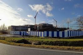 Срок ввода в эксплуатацию онкоцентра под Калининградом перенесли на 2022 год