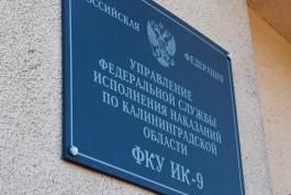 В калининградской колонии №9 хотят открыть производство бумажной посуды для поставок в Москву