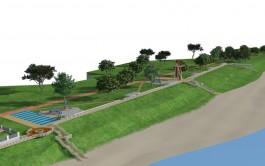 В Зеленоградске планируют построить деревянный променад