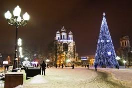 Рождественские богослужения пройдут во всех храмах Калининградской области