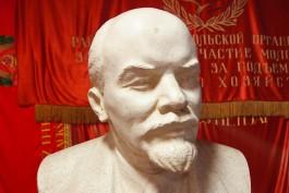 Коммунисты предложили установить в центре Янтарного бюст Ленина