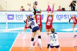 Калининградский «Локомотив» победил на своей площадке «Минчанку»