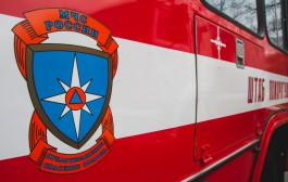 В Гурьевске из-за пожара в пятиэтажном доме эвакуировали 18 человек