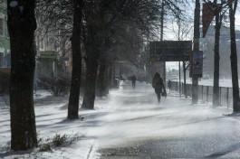 Региональные власти поручили соцработникам патрулировать улицы в поисках замерзающих людей