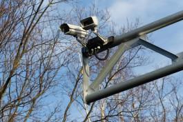 Калининградские приставы нашли «Мерседес» должника по камерам видеонаблюдения