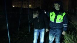 В Калининграде полицейские задержали водителя, который пытался скрыться с места ДТП