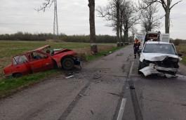 В Неманском округе водитель «Опеля» погиб при лобовом столкновении с «Рено»