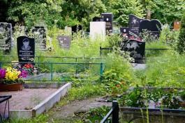 На содержание кладбищ Калининграда планируют потратить 17,3 млн рублей