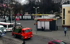 Жительница Калининграда засудила МП «Чистота» за смерть матери после ДТП с мусоровозом