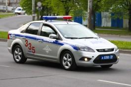 В Калининграде упал в автобусе двухлетний пассажир