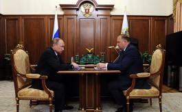 «Поляки нам завидуют»: Цуканов рассказал Путину об успехах Калининградской области