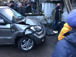 В больнице Калининграда остаются четверо пострадавших после ДТП в Холмогоровке