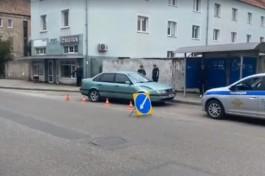 В Черняховске «Фольксваген» насмерть сбил пенсионерку
