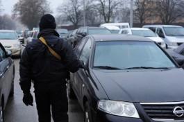 Судебные приставы во время рейда «Граница» арестовали в Калининградской области 37 машин