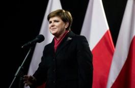 Премьер-министр Польши Беата Шидло подала в отставку