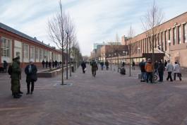 Архитектор: Использовать красную плитку на улице Баранова в Калининграде — грубая ошибка