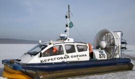 На Виштынецком озере литовский рыбак незаконно пересёк границу РФ по льду