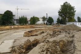 «Успеть за год»: как идёт строительство нового детского сада в Восточном микрорайоне Калининграда