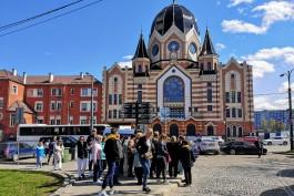 «Ждём больше»: как Калининград встретил первых «майских» туристов