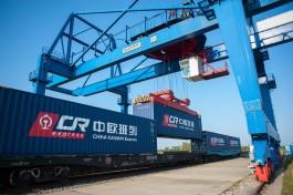 РЖД запустили новый грузовой маршрут из Китая в Германию через Калининградскую область