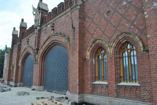На благоустройство территории Фридландских ворот в Калининграде готовы потратить 16 млн рублей