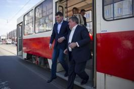 «Рельсобусы и много интересного»: мэр Калининграда рассказал о планах по развитию общественного транспорта
