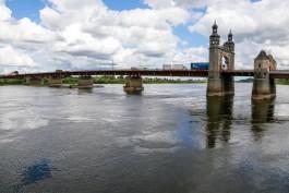 С 4 сентября по мосту королевы Луизы в Советске запретят движение некоторых грузовиков