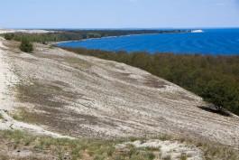 Учёные обнаружили фоновое загрязнение микропластиком пляжей Куршской косы
