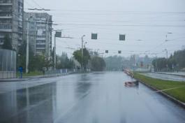 Синоптики обещают дождливые выходные в Калининградской области