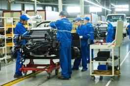 «Автотор» занял второе место среди заводов России по количеству выпущенных иномарок