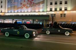 Из-за репетиции парада Победы 5 мая перекроют движение в центре Калининграда