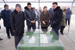 В Калининградской области начали строительство крупного животноводческого комплекса