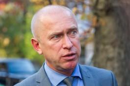 Кутин о ремонте Киевской: Уже есть опережение сроков, много рабочих там не нужно