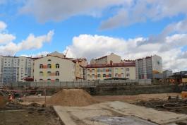 Новый корпус детского сада на улице Согласия в Калининграде обещают достроить в декабре 2019 года