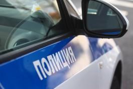 В Калининграде полиция задержала пассажирку БМВ с коноплёй