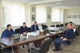 Сотрудники «Водоканала» обсудили с коллегами из Ленинградской области сокращение коммерческих потерь