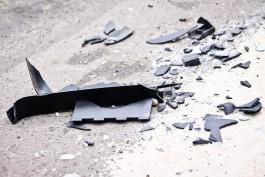 В ДТП на «берлинской» трассе погибла пенсионерка